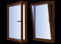 ventana doble contacto oscilobatiente
